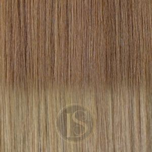 "18"" Ombre DrkChestnu/DirtyBlonde #6/18 LS Clip-ins"